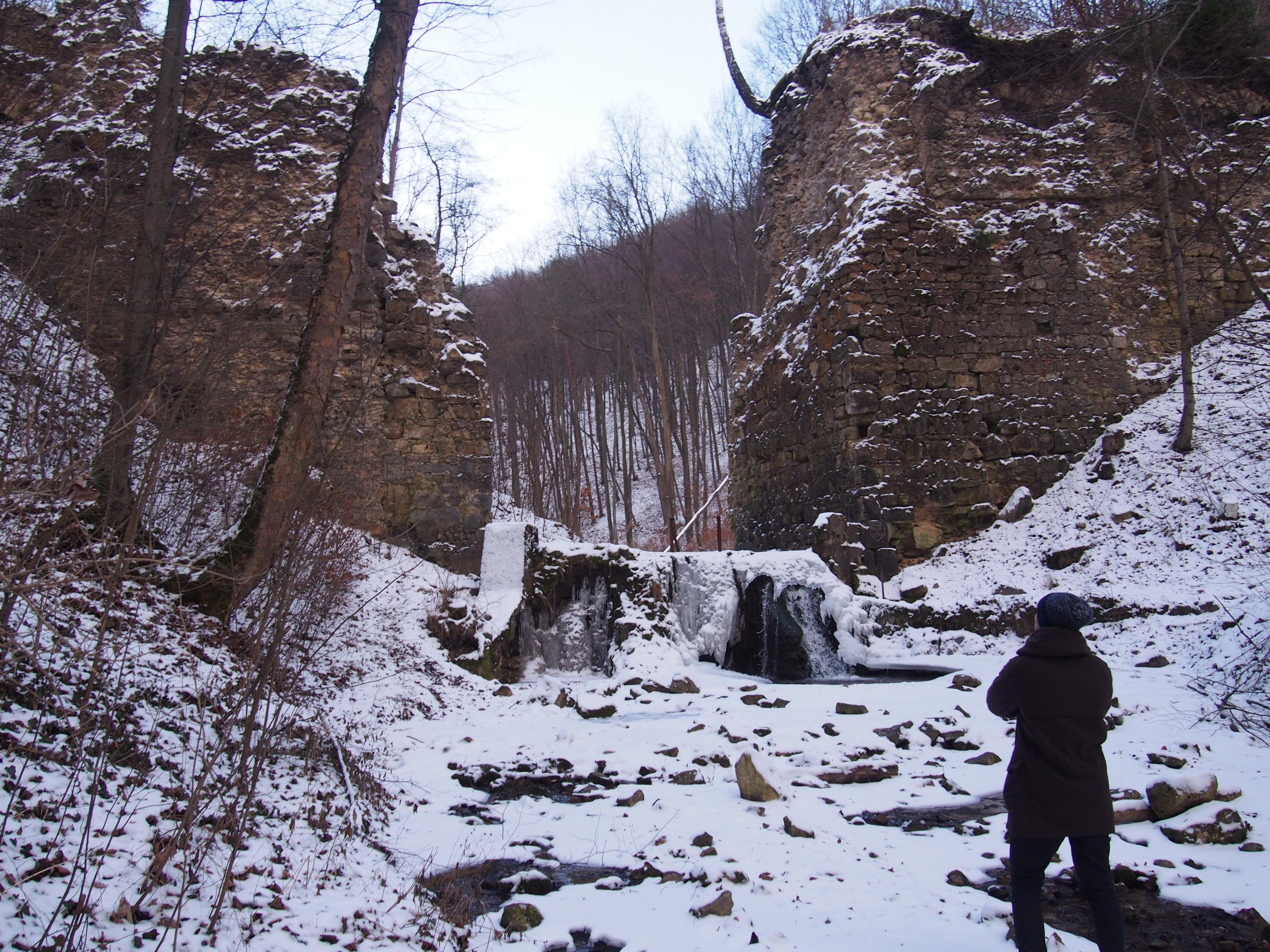 Diabelski Most, Dolina Eliaszówki