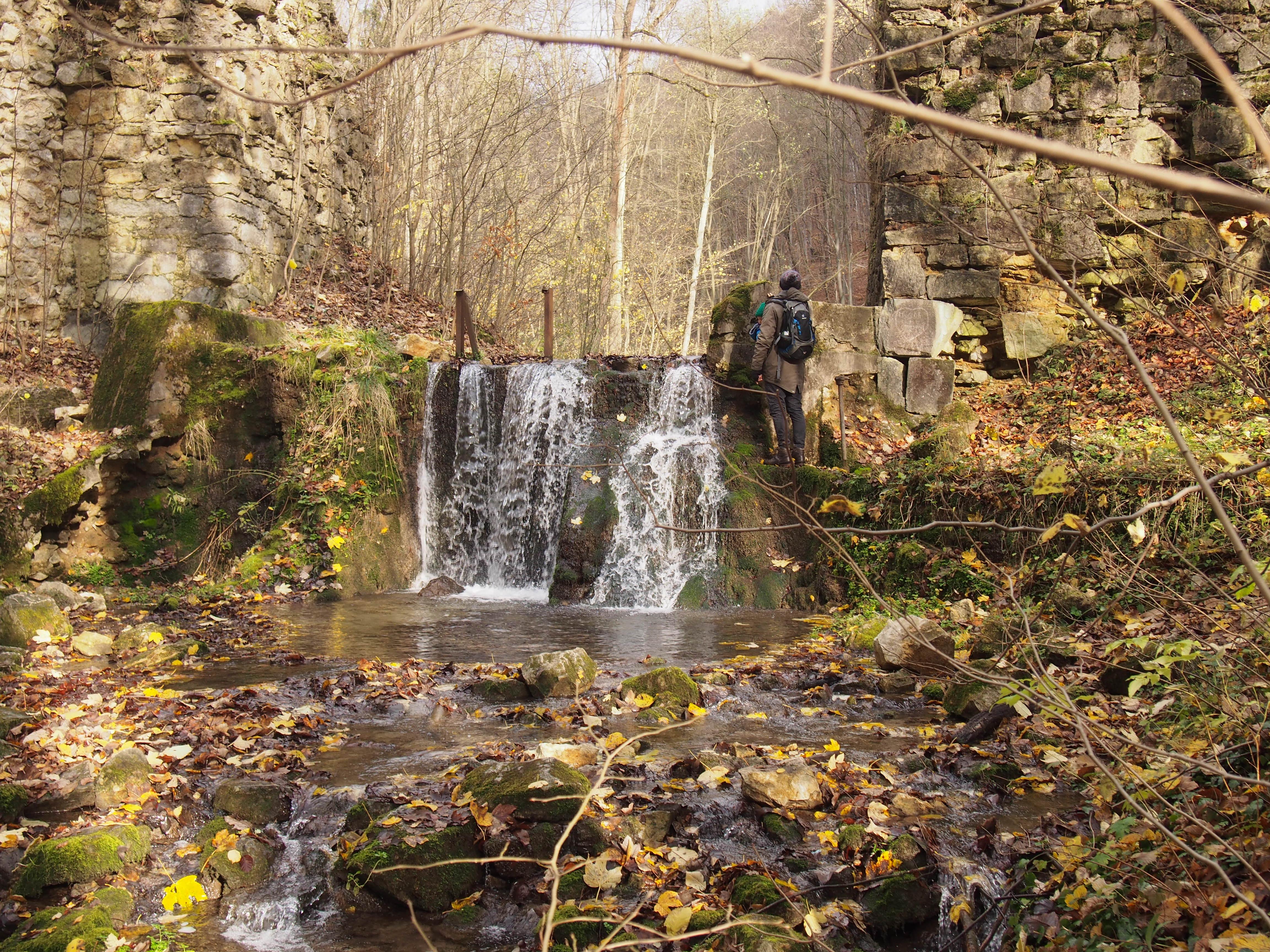 Dolina Eliaszówki i klasztor w Czernej